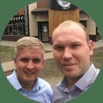 Раис Валеев и Ирек Муратов